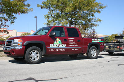 Photo of Green Head Turf's Duck on The Truck in Olathe.