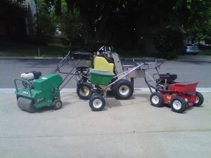 Green Head Turf uses this lawn care equipment for your Olathe area home.